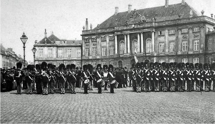 Kongevagt 1895