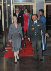 Oberst Dronning