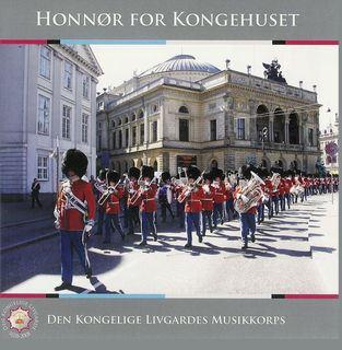 Honn 248 R For Kongehuset Livgardensmusikkorps