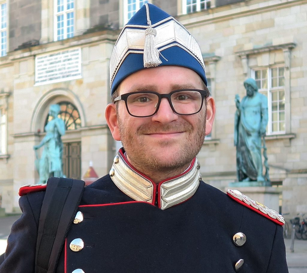 Søren-Filip Hansen, klarinet. Foto :KKB.