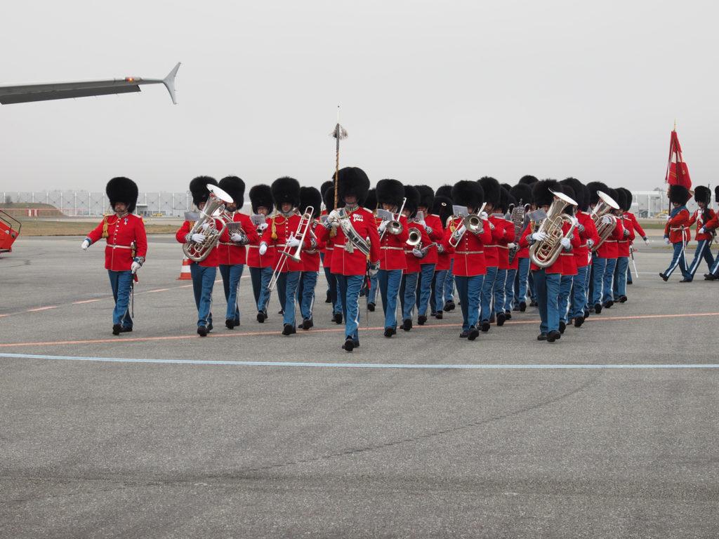 Musikkorpset i Lufthavnen 28.03.17